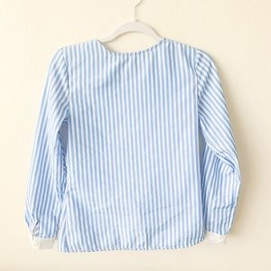Tops - Striped Cotton Shirt